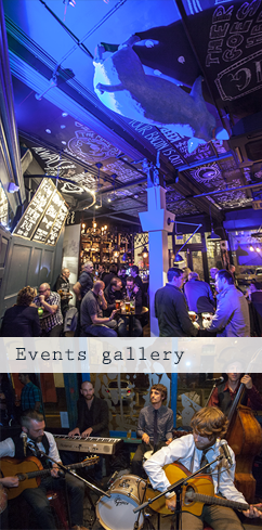 View the Blue Pig Events Gallery
